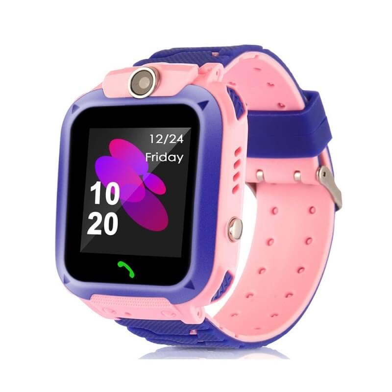 Детские смарт-часы Zouyun Q12 с Алиэкспресс