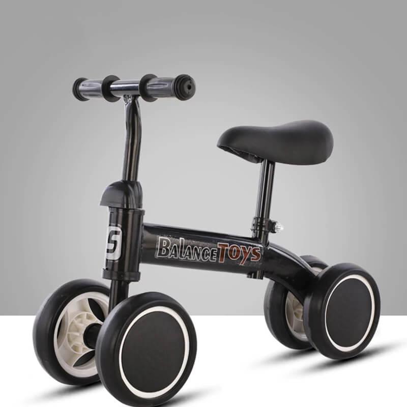 Детский четырёхколёсный велосипед LazyChild с Алиэкспресс