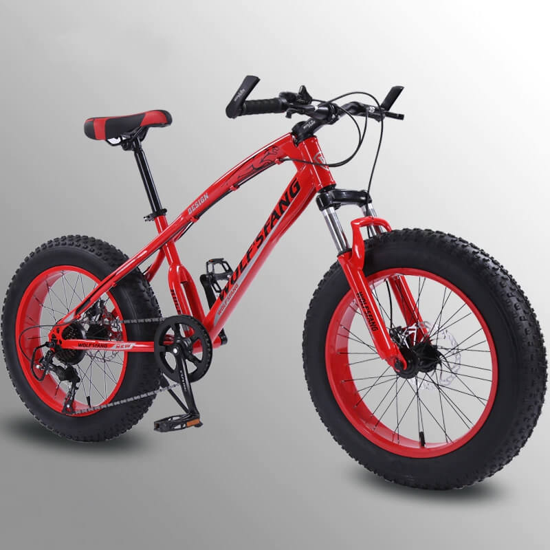 Детский горный велосипед Wolfs Fang с Алиэкспресс