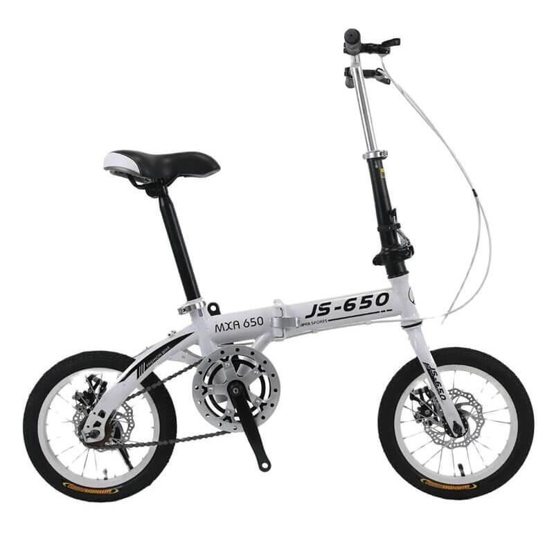 Детский складной велосипед BC Fish с Алиэкспресс