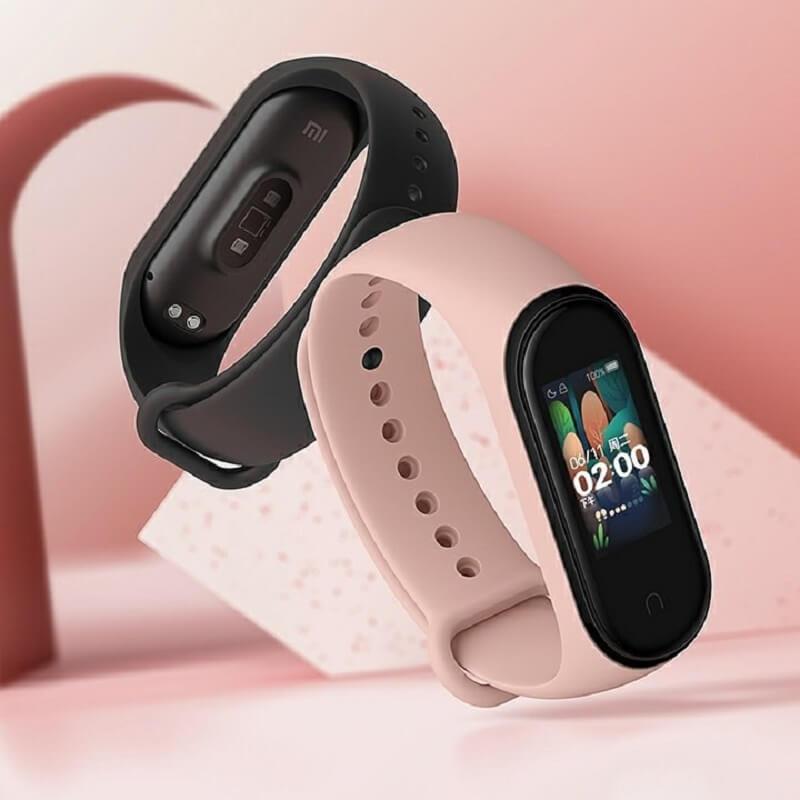 Фитнес-браслет Xiaomi Mi Band 4 с Алиэкспресс