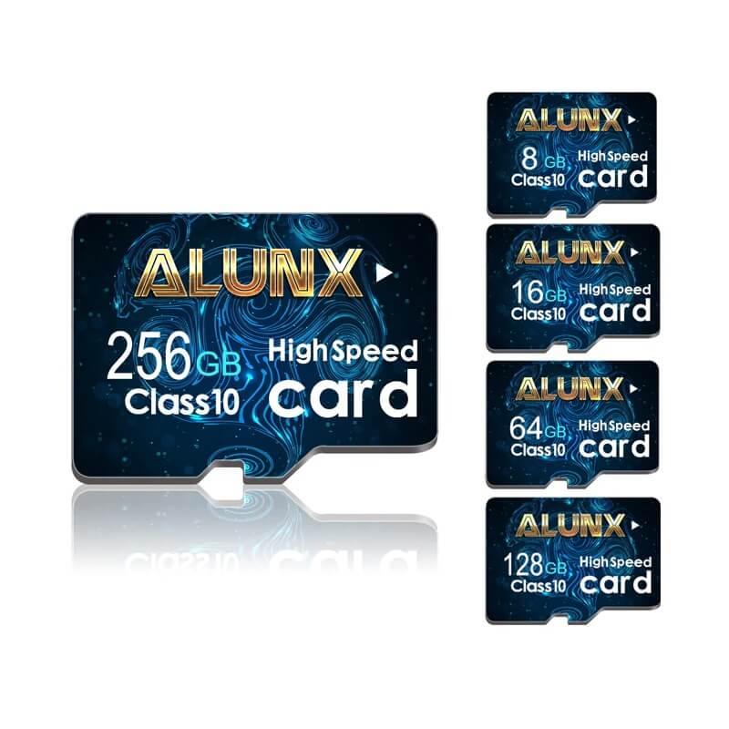 Карта памяти microSD от Alunx с Алиэкспресс