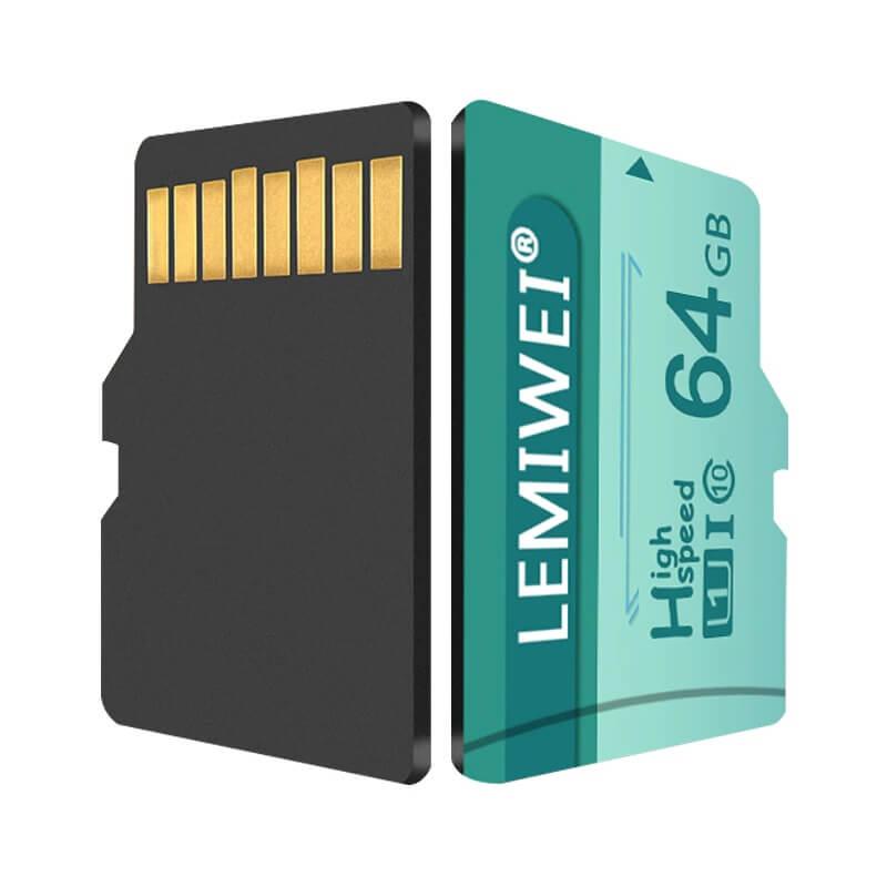 Карта памяти microSD от Lemiwei с Алиэкспресс