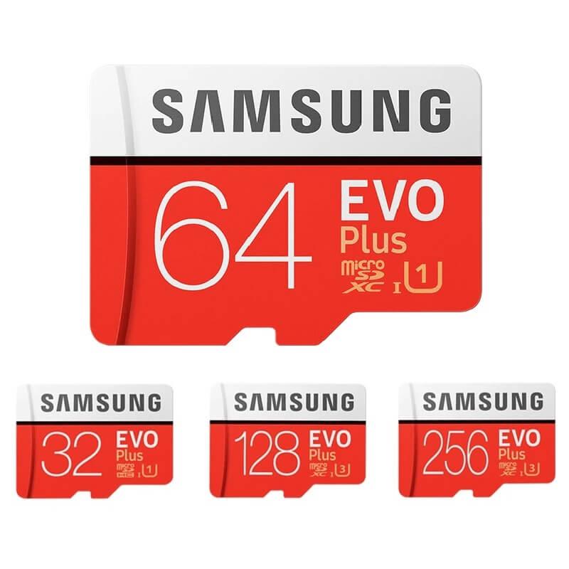 Карта памяти microSD от Samsung с Алиэкспресс