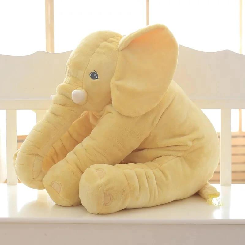 Мягкая игрушка слон с Алиэкспресс