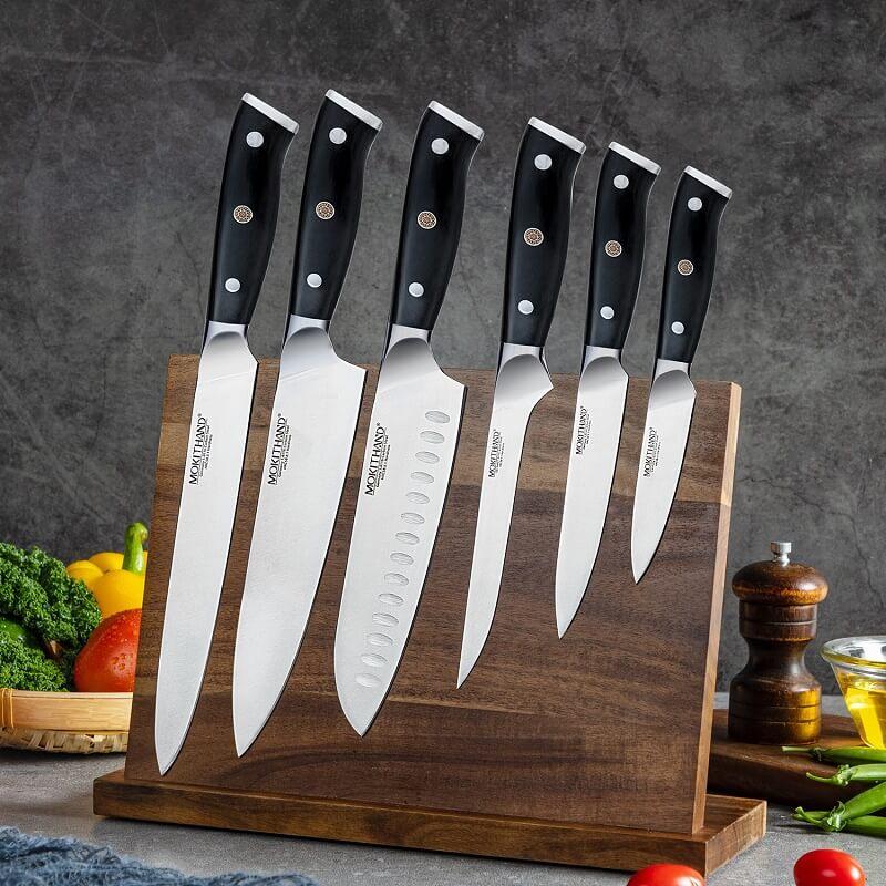 Набор кухонных ножей Mokithand MKD-0024 с Алиэкспресс