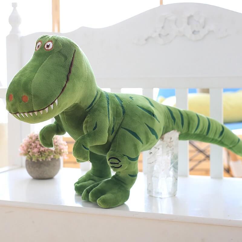 Плюшевая игрушка динозавр с Алиэкспресс