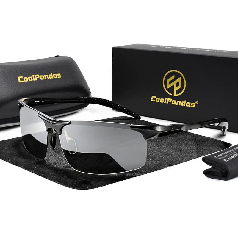 Поляризационные очки Coolpandas с Алиэкспресс