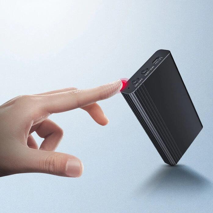 Портативный диктофон Xixi Spy-L1 с Алиэкспресс