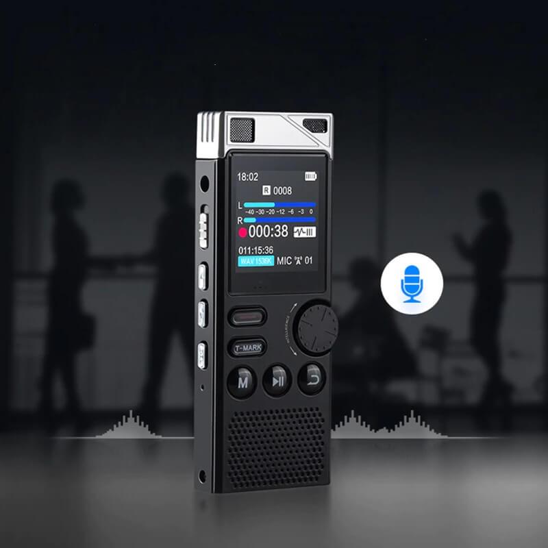 Профессиональный диктофон Hyundai E750 с Алиэкспресс