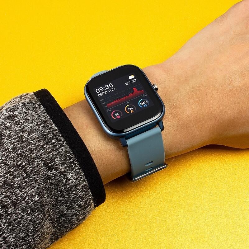 Смарт-часы ColMi P8 с Алиэкспресс