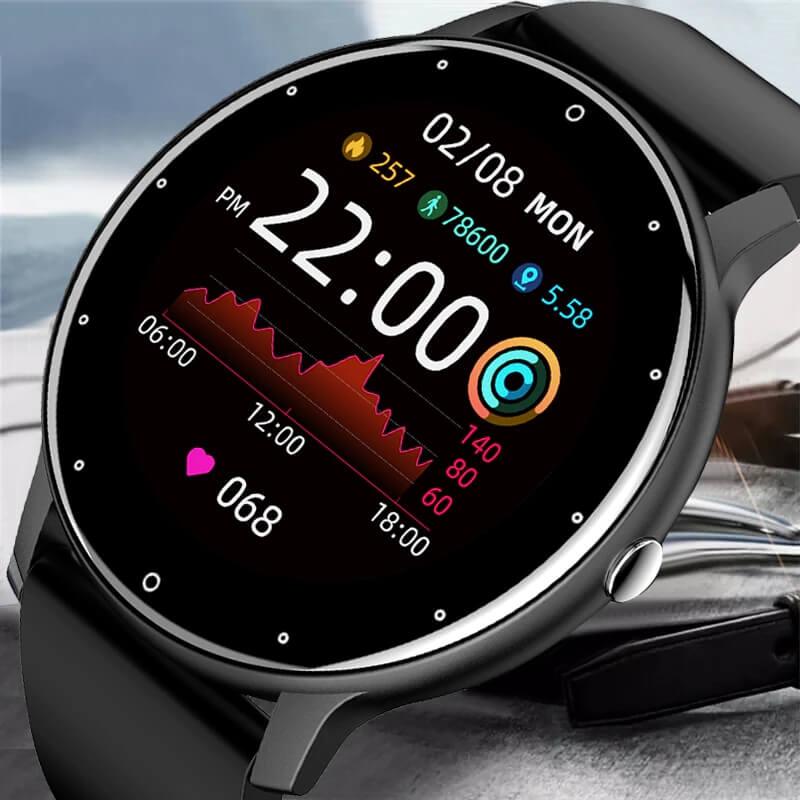 Смарт-часы Lige 2021 с Алиэкспресс