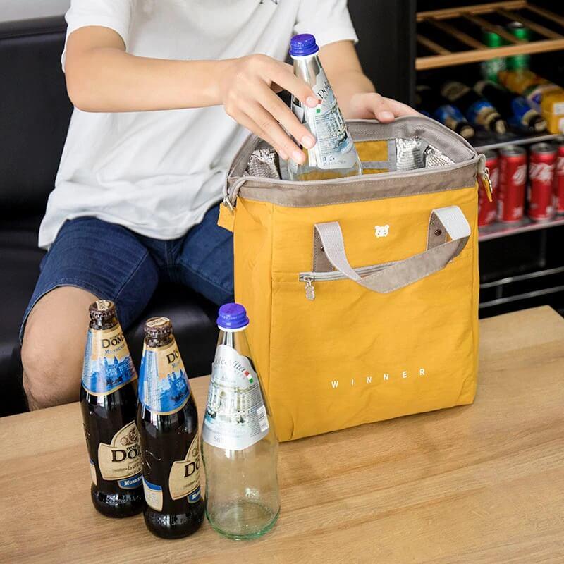 Термоизолированная сумка Shouldcat S8135 с Алиэкспресс