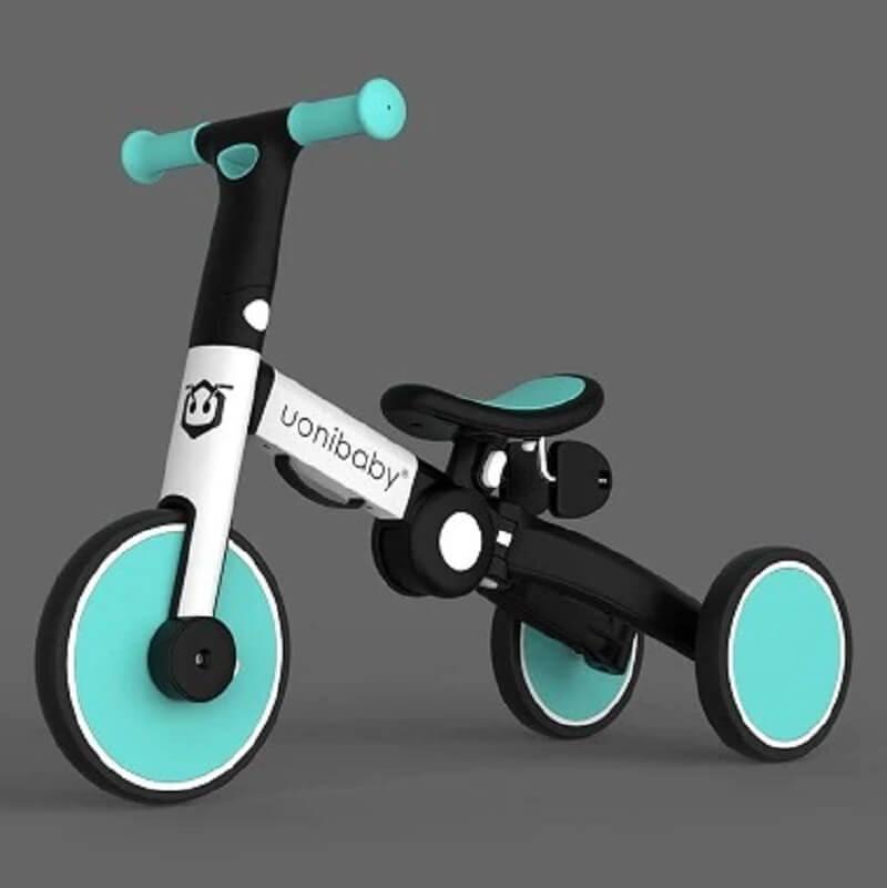 Трёхколёсный велосипед-трансформер WeWeBABY с Алиэкспресс