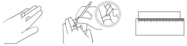 Как определить размер кольца Алиэкспресс