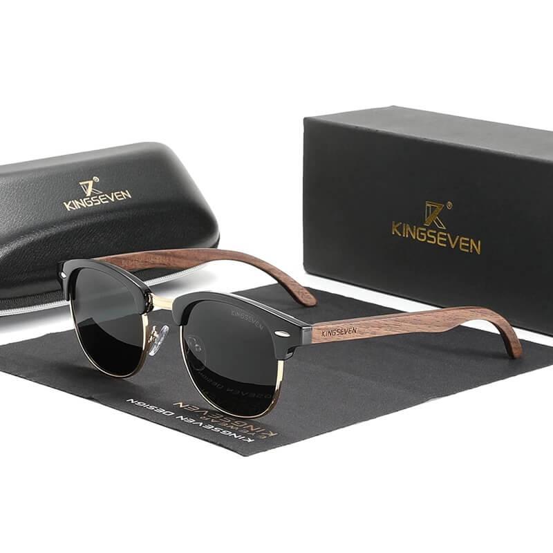Мужские солнцезащитные очки Kingseven N5516 с Алиэкспресс