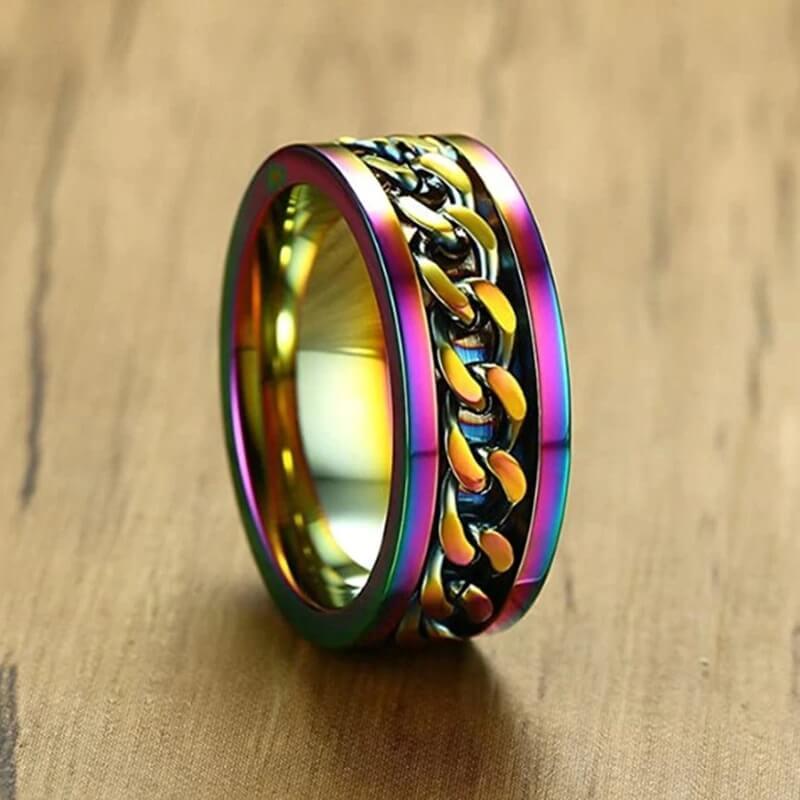 Мужское кольцо Shouman JWR006 с Алиэкспресс