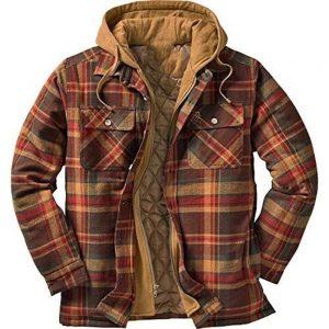 Осенне-весення мужская куртка Qciv с Алиэкспресс