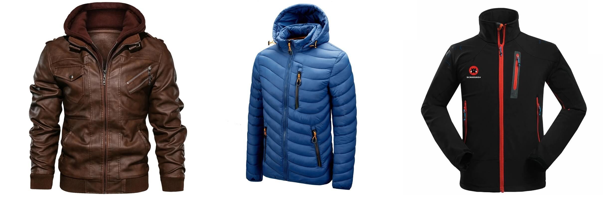 ТОП-10 мужских курток на весну-осень с Алиэкспресс