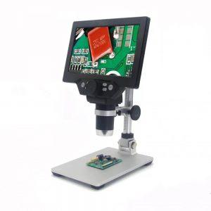 Цифровой микроскоп Mustool с Алиэкспресс