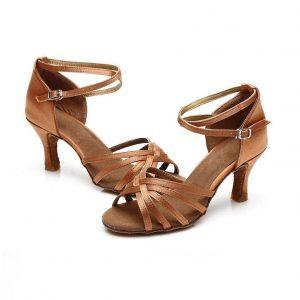 Женские туфли для танцев Hroyl с Алиэкспресс