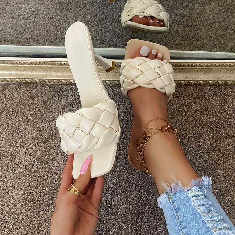 Женские туфли-мюли Mtfbwy с Алиэкспресс