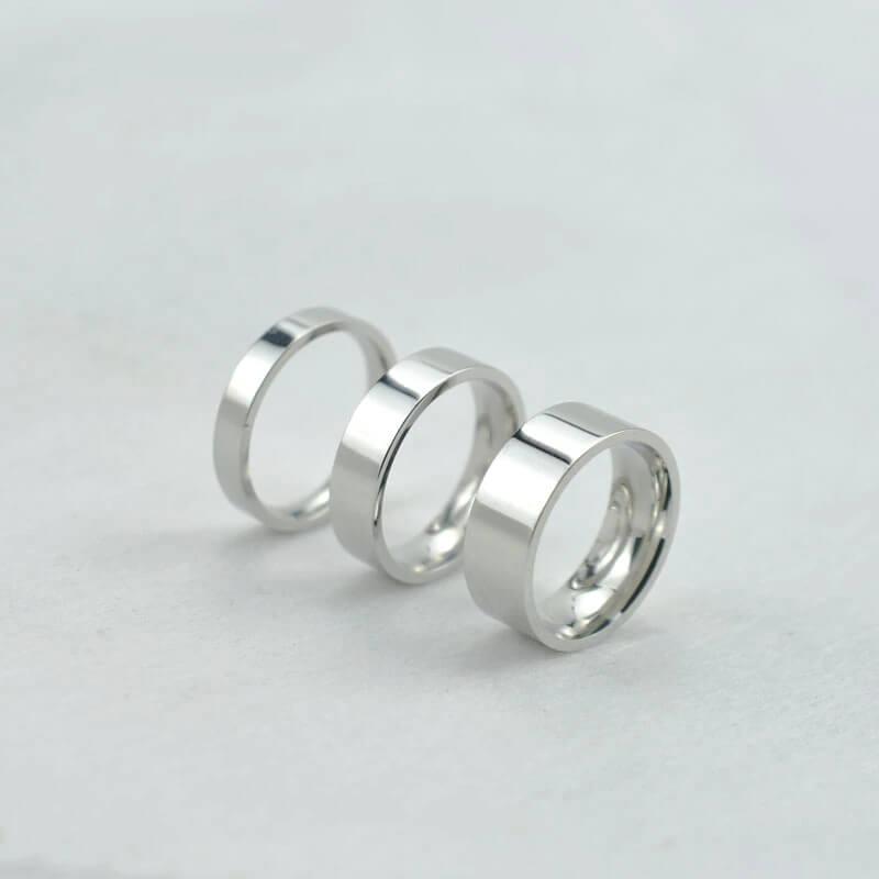 Женское кольцо из нержавеющей стали DL Store с Алиэкспресс