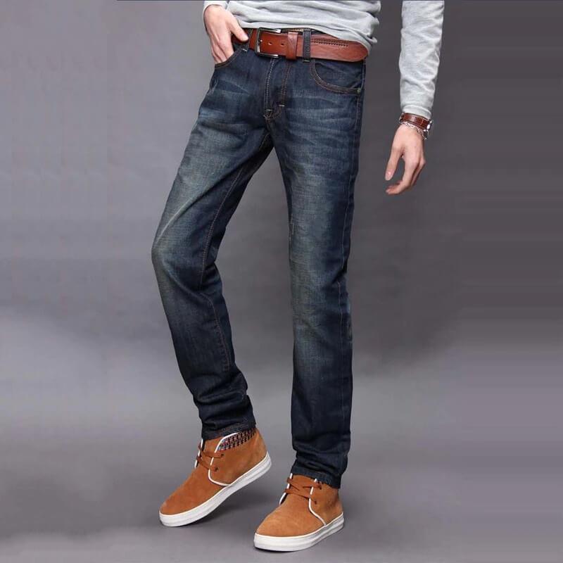 Мужские джинсы из денима Shop5244093 087TTT с Алиэкспресс