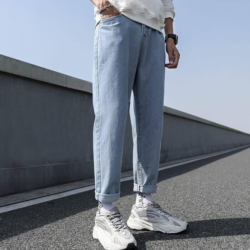 Мужские летние джинсы Majesee h73022 с Алиэкспресс