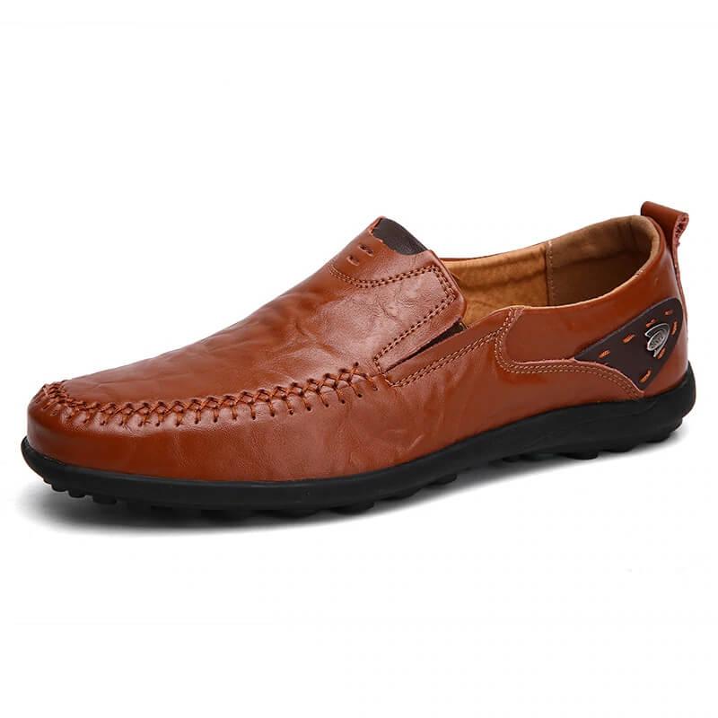 Мужские туфли-лоферы Hucdml с Алиэкспресс