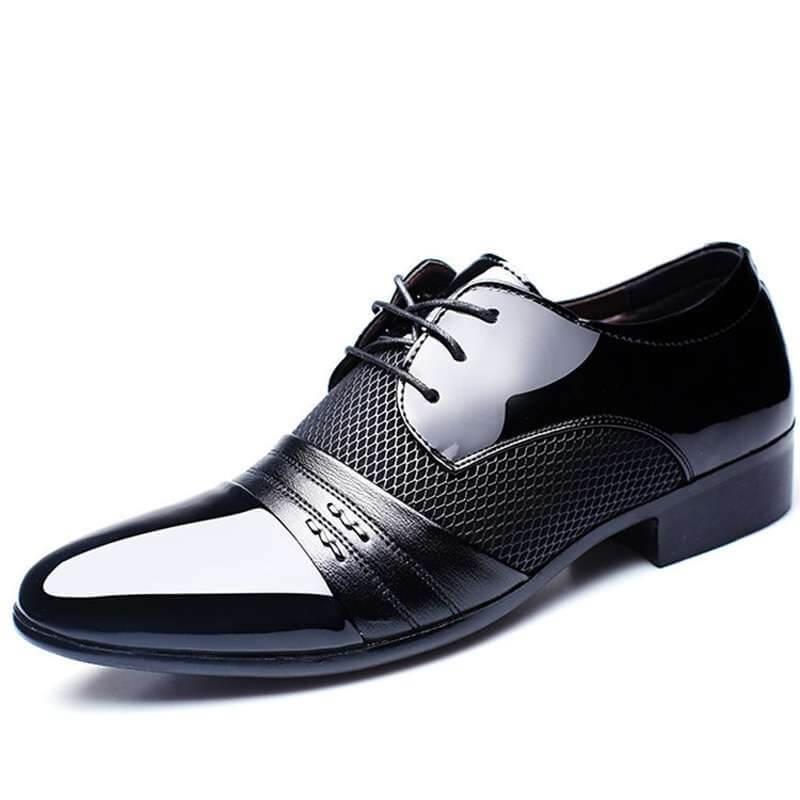 Мужские туфли-оксфорды Mazefeng с Алиэкспресс