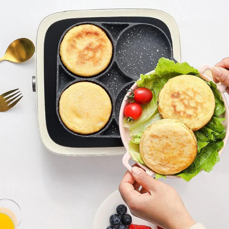Сковорода с ячейками Walfos W0-B0569 с Алиэкспресс