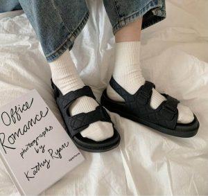 Женские пляжные сандалии Nian Ci SH366 с Алиэкспресс