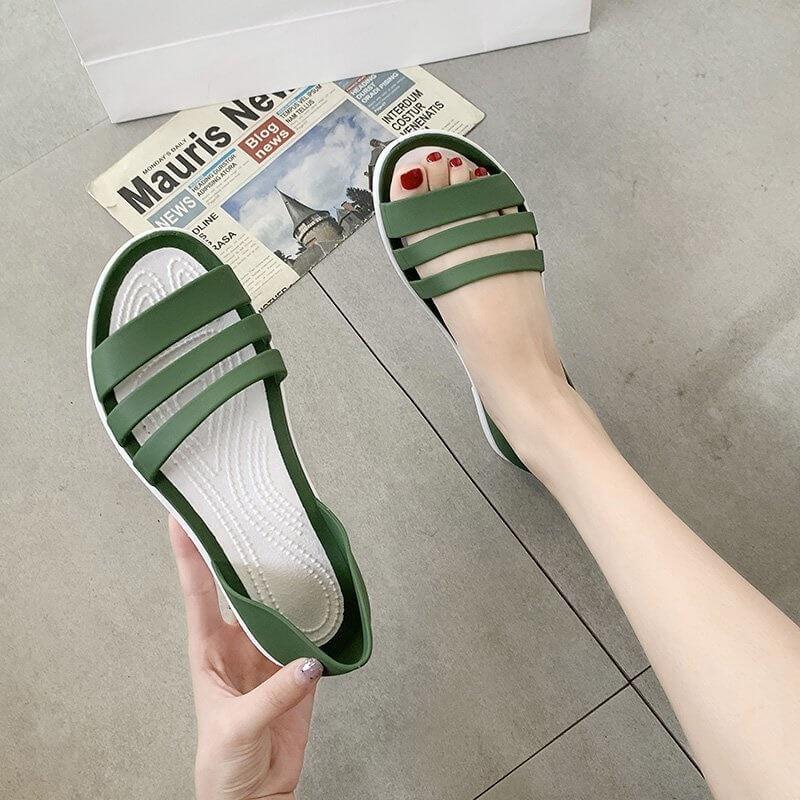 Женские сандалии GLSR 333 с Алиэкспресс