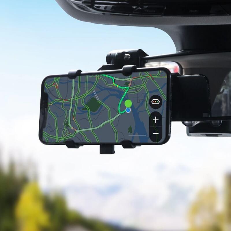 Автомобильный держатель для смартфона Anmone с Алиэкспресс