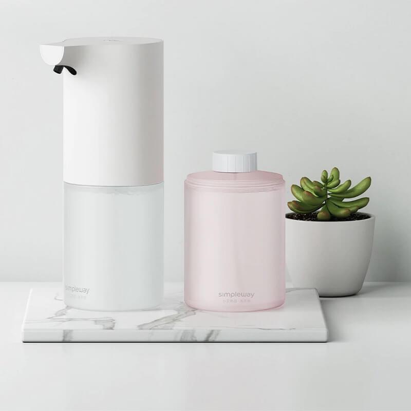 Дозатор для мыла Xiaomi Mi Automatic Foaming Soap Dispenser с Алиэкспресс