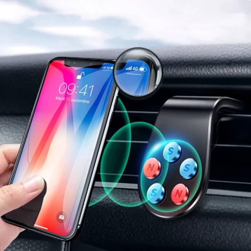 Магнитный держатель для телефона в машину Gtwin с Алиэкспресс