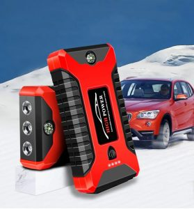 Пусковое устройство для автомобиля Essgoo 20000 мАч с Алиэкспресс