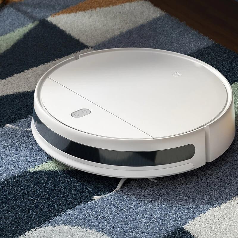 Робот пылесос Xiaomi Mi Robot Vacuum-Mop Essential G1 с Алиэкспресс
