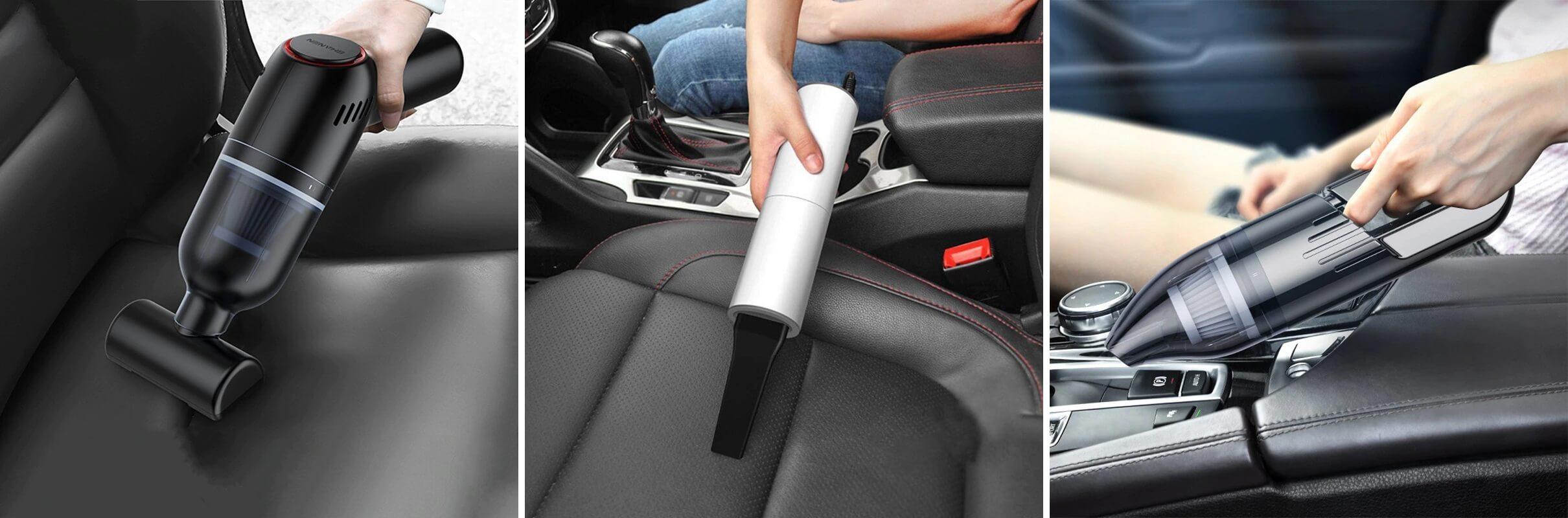ТОП-10 автомобильных пылесосов с Алиэкспресс