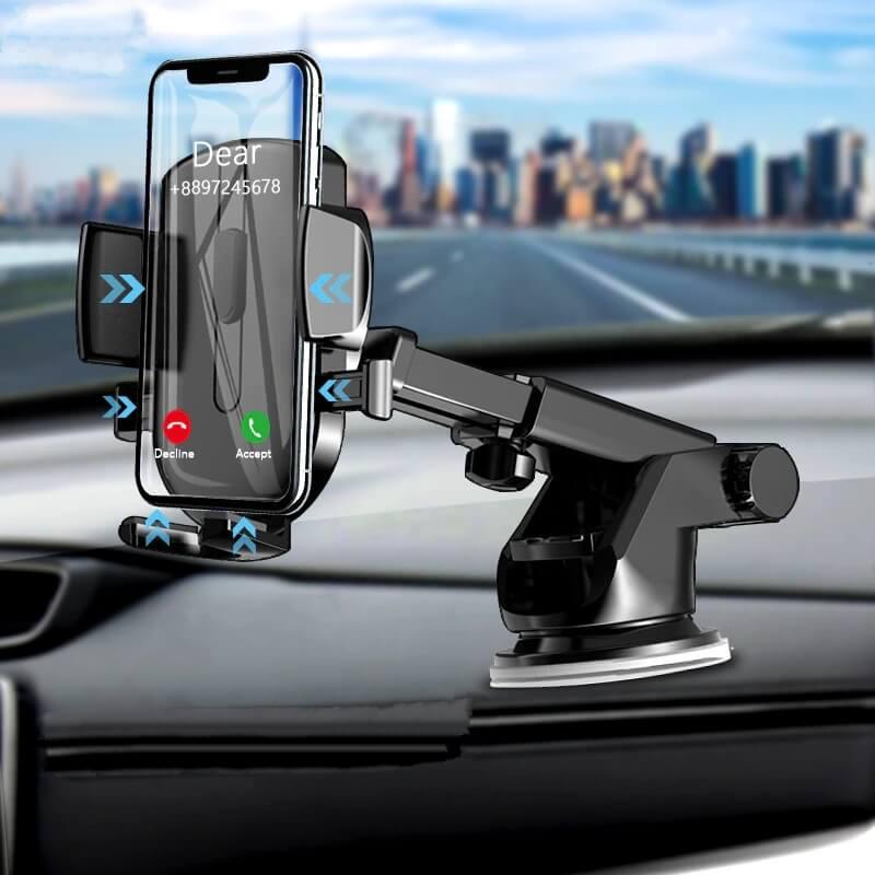 Автомобильный держатель для телефона Lism с Алиэкспресс