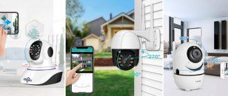 ТОП-10 камер видеонаблюдения с Алиэкспресс