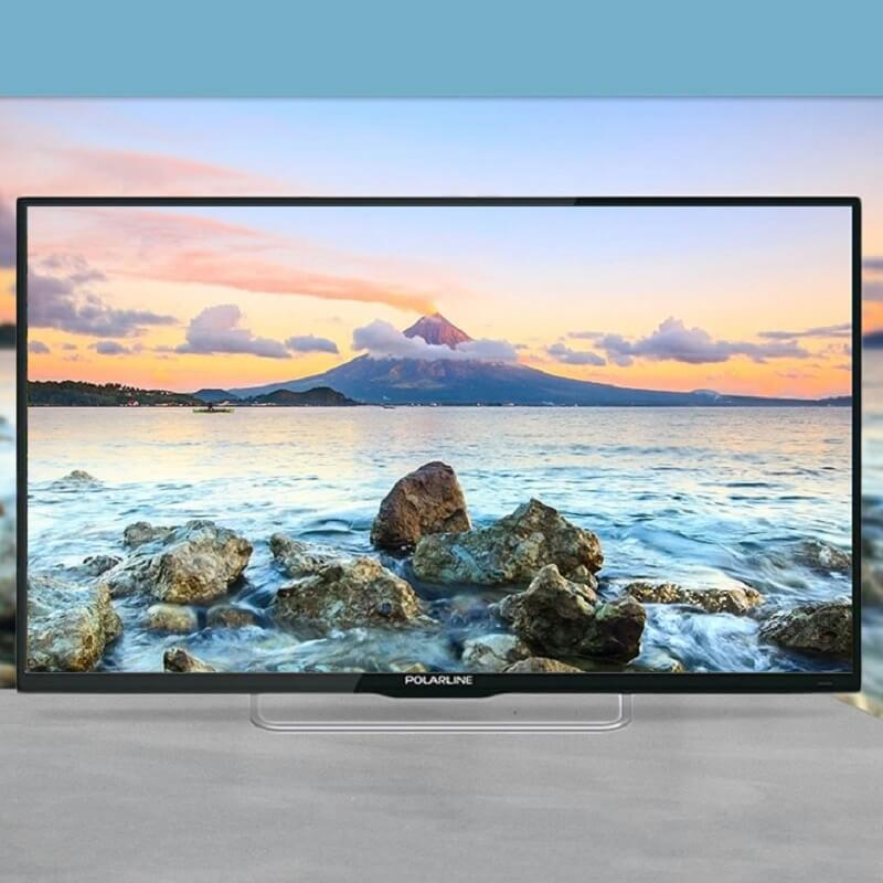 Телевизор Polarline 32 дюйма с Алиэкспресс