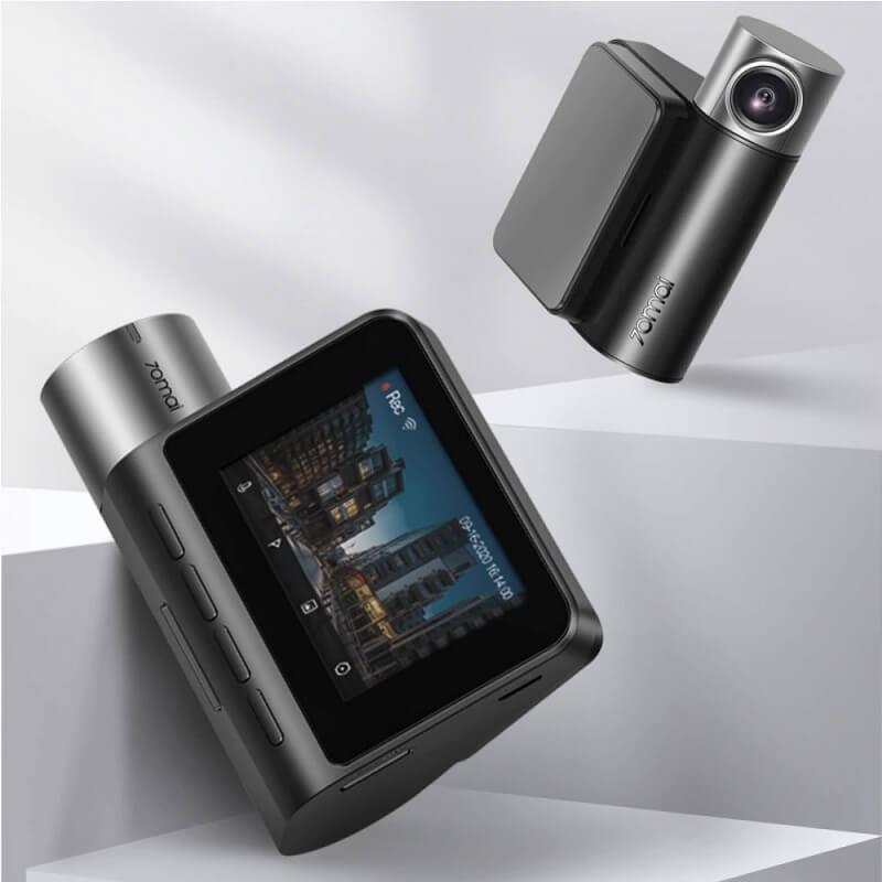 Видеорегистратор с камерой заднего вида 70mai A500S с Алиэкспресс